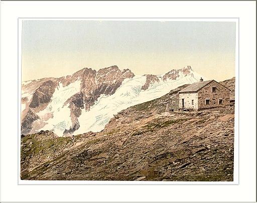 Deffreggerhutte Tyrol Austro-Hungary