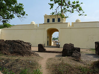 Arcot, Vellore - 18th Century Delhi gate