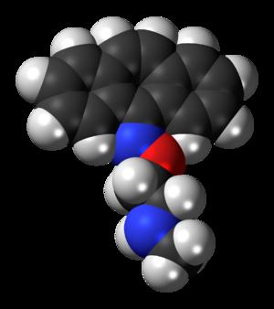 Demexiptiline - Image: Demexiptiline 3D spacefill
