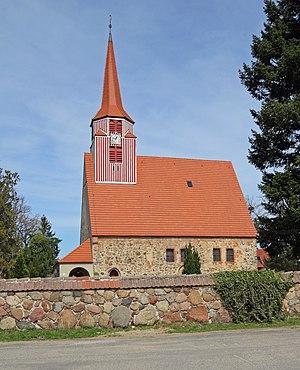 Steinhöfel - Image: Demnitz Dorfkirche