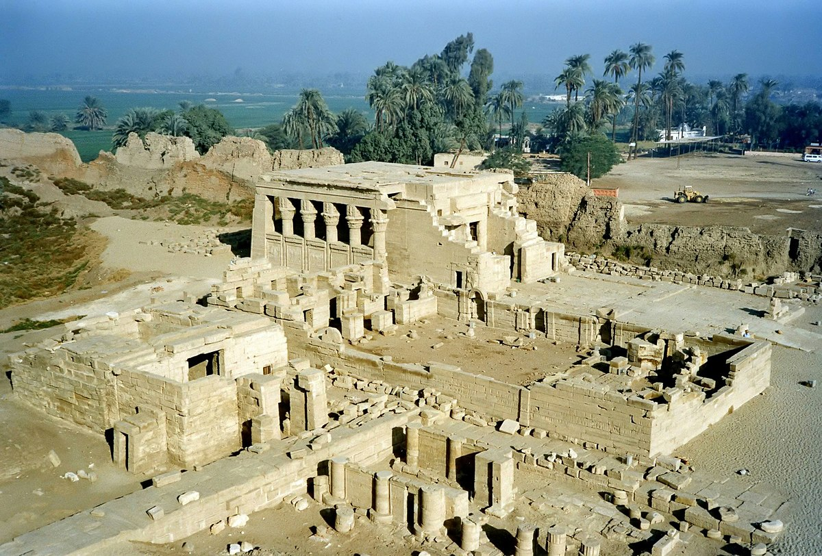 Image result for super luxor dendera