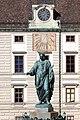 Denkmal Kaiser Franz I. Hofburg Wien 2018-09-30 d.jpg