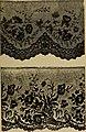 Dentelles et guipures - anciennes et modernes, imitations ou copies. Varieté des genres et des points. 52 portraits documentaires, 249 échantillons de dentelles, collerettes, fraises, manchettes, (14591736489).jpg
