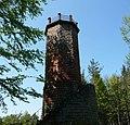 Der Schänzelturm ist benannt nach den Schanzen der Schlacht zwischen Franzosen und Preußen am 13. Juli 1794. - panoramio.jpg