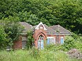 Derelict building on the A20, Dover - geograph.org.uk - 824715.jpg