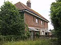 Derelict cottages at Bowcombe - geograph.org.uk - 498374.jpg