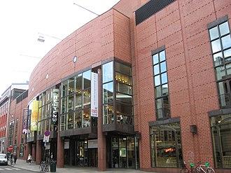 Det Norske Teatret - Main entrance
