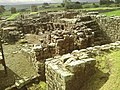 Detail from roman fort of Vindolanda 33.jpg