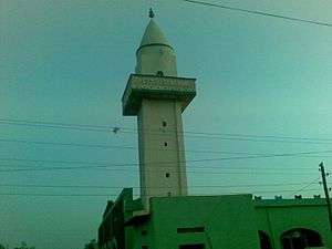 Degehabur - The White Mosque