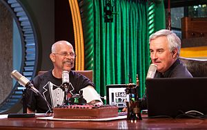 Dick DeBartolo - Dick DeBartolo and Leo Laporte in July 2011