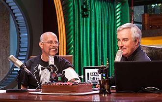 Dick DeBartolo - Dick DeBartolo and Leo Laporte in July 2011