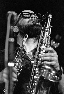 Dick Heckstall-Smith English jazz and blues saxophonist