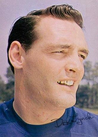 Dick Lynch - Lynch in 1965