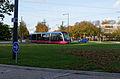 Dijon tramway rond point de la Nation 04.jpg