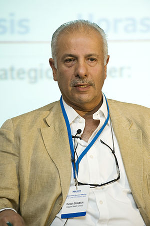 Dinesh Dhamija - Speaking at Horasis Global India Business Meeting 2010