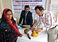 Directorate of Field Publicity, Jorhat, Dibrugarh organized a Healthy Baby Show at Sonari and Demow on the occasion of the Public Information Campaign on Bharat Nirman organized by Press Information Bureau Guwahati.jpg