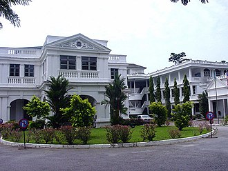 Macalister Road, George Town - DISTED College was founded in 1987 as the first Penang-based private tertiary institution.