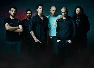 Distorted Harmony Isreaeli progressive metal band