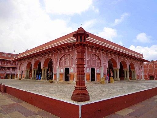Diwan-I-Khas City palace