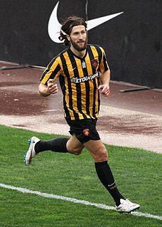 Dmytro Chygrynskiy Ukrainian footballer