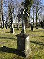 Dobbertin Klosterfriedhof Grabstein Sophie von Both Reihe 2 Platz 4 2012-03-23 324.JPG