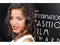 Doina Pirau at International Fashion Film Awards, Los Angeles 2014.jpg