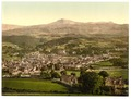 Dolgelly and Cader Idris (i.e. Dolgellau and Cadair Idris), Wales-LCCN2001703473.tif