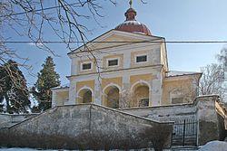 Dolní Chvatliny - kostel Svatého Petra a Pavla.jpg