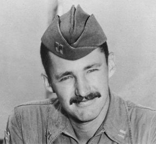 Dolphin D. Overton United States Air Force flying ace