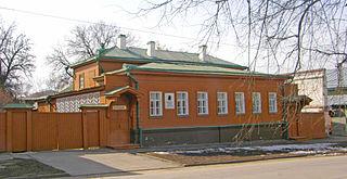 Lenin-Haus in der Leninstraße