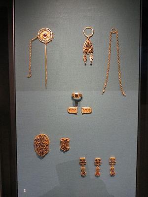 Domagnano Treasure - Image: Domagnano Treasure