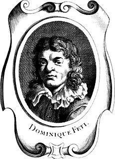 image of Domenico Feti from wikipedia