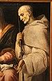 Domenico fiasella, madonna col bambino, ss. girgio, bernardo e giovannino, 1640 ca. 02.JPG