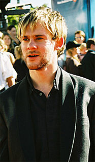 Dominic Monaghan British actor