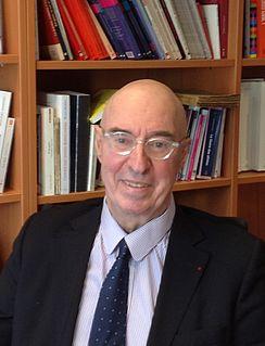 Dominique Lecourt French philosopher (born 1944)