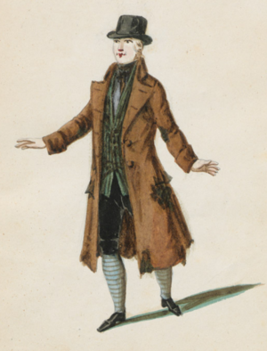 Don Checco - Don Checco Cerifoglio, the opera's protagonist
