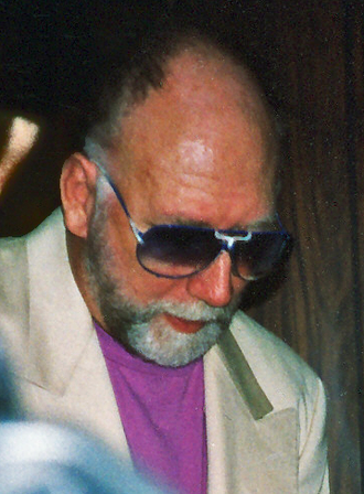 Donald P. Bellisario - Bellisario at Leap Con, 1993