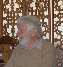 Donald Weinstein in Sonoita (Arizona) in 2009.jpg