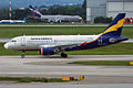 Donavia, VP-BBU, Airbus A319-112 (16430322296).jpg