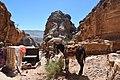 Donkeys Inside Petra.jpg