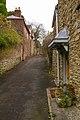 Doorway of Christcroft, Dinham, Ludlow.jpg