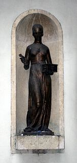 Ivo Kerdić Croatian sculptor