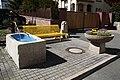 Dornburg - Bench and Fountain.JPG