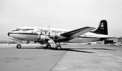 Douglas DC-4-1009 Korean National Airlines HL-108.jpg