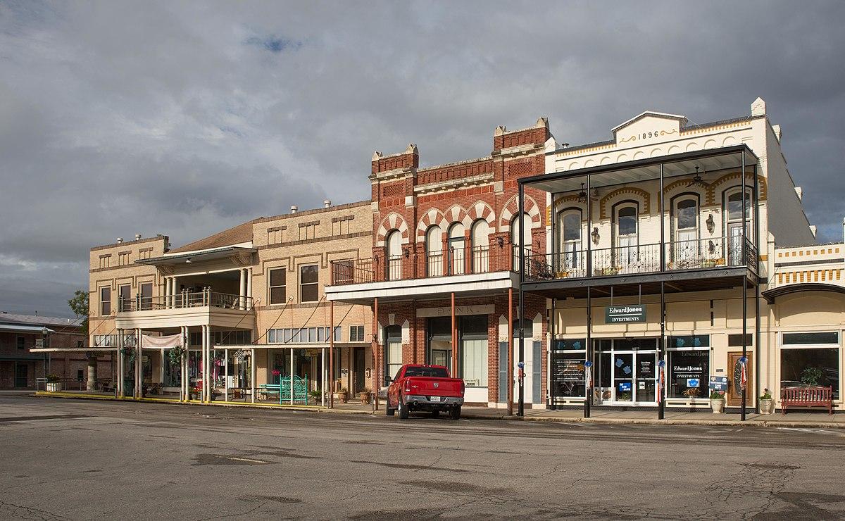 Goliad Texas In