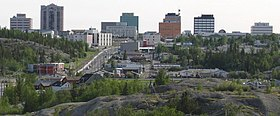 Centro de Yellowknife
