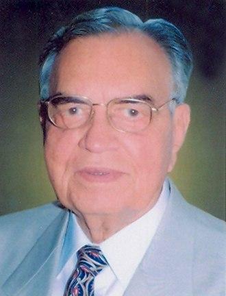 Speaker of the Lok Sabha - Image: Dr Balram Jakhar
