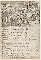 Drawing, Sketchbook Page with Cremation Scene, ca. 1590 (CH 18109539-3).jpg