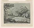 Drawing, plate 9 from an original drawing by Gaspar Poussin in the collection of Benjamin West Esqr. P.R.A. - Wm. Charles fecit. LCCN2012647365.jpg