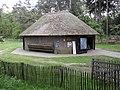 Driebergen-Rijsenburg - Heidestein Schaapskooi informatiecentrum.JPG